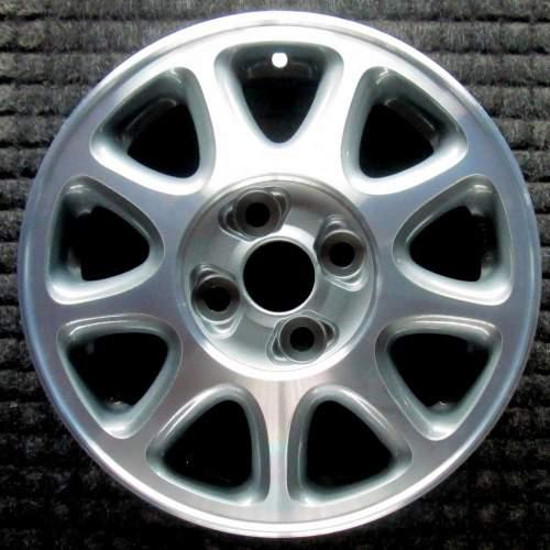 small resolution of geo prizm 14 oem wheel 1993 1997 94853748 94853749