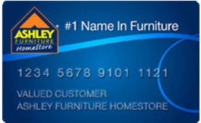Ashley Furniture Homestore Credit Card Review Whizwallet