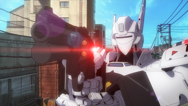 Patlabor Reboot - reintroducing a new series