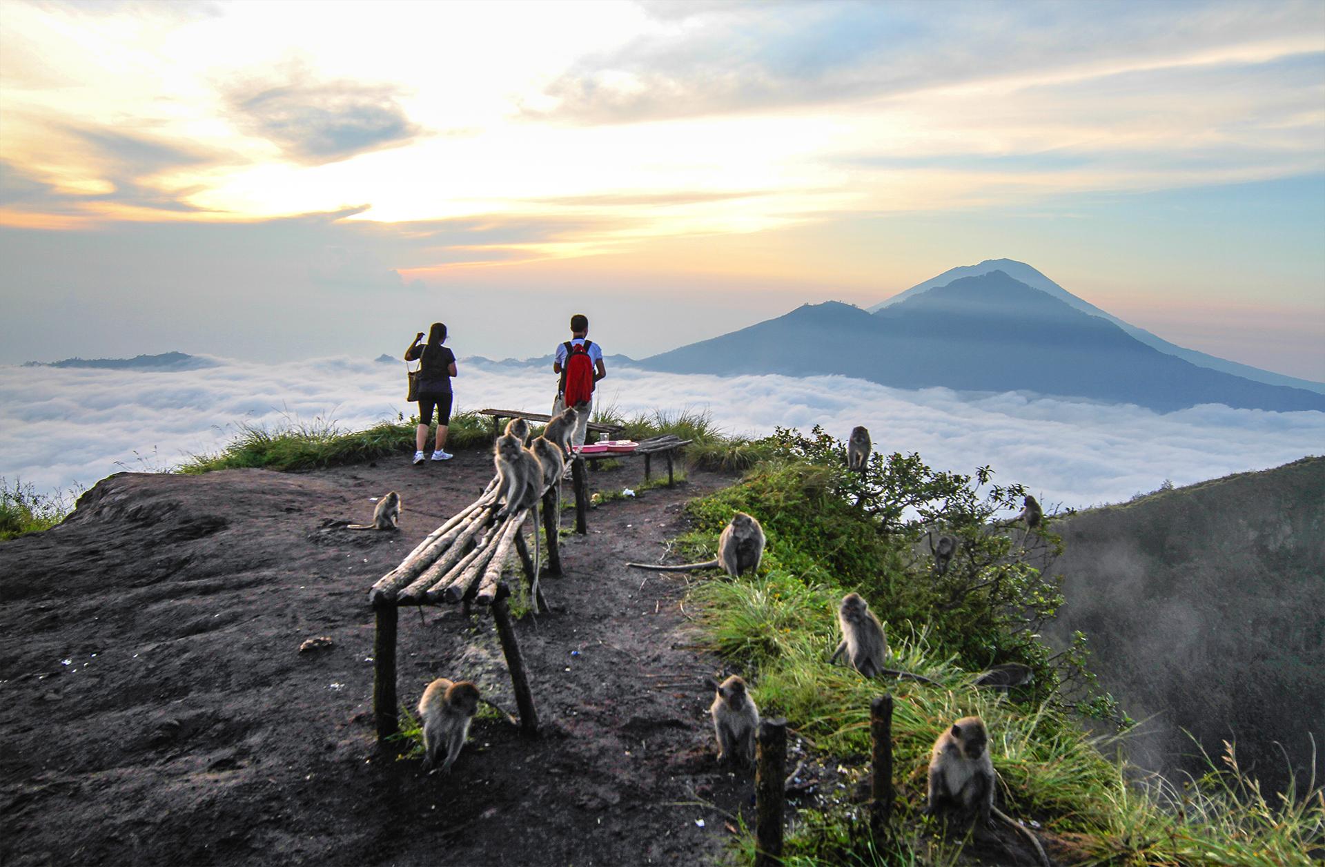 Bali Active Volcano Sunrise Trekking in Bali - Withlocals.com