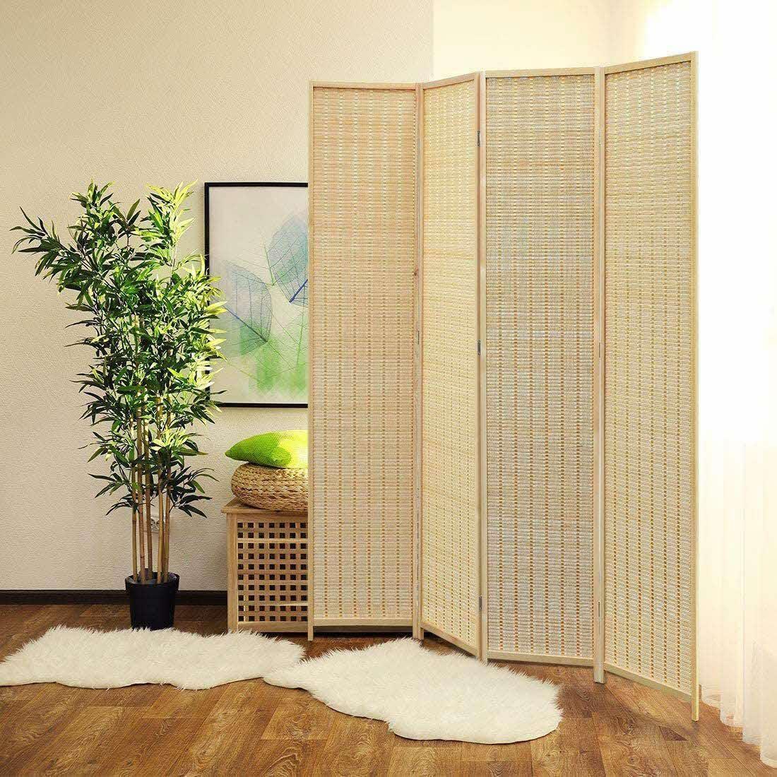 Bosan Dengan Tampilan Rumah? Simak Ide Dekorasi Kerajinan Bambu Berikut!