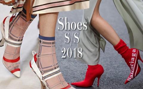 παπούτσια άνοιξη 2018
