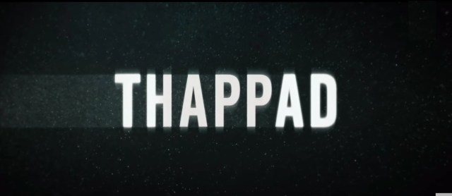 Thappad full Movie Download 300mb...