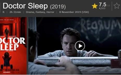 Doctor Sleep full Movie Download online- TamilRockers.