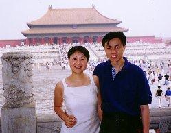 拍在北京紫禁城