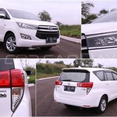 Spesifikasi Toyota All New Kijang Innova Yaris Trd Armada Mobil Tipe Q V Dan G Rental Interior Sewa Malang