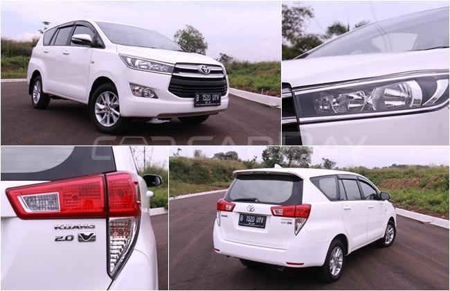 perbedaan all new kijang innova g v q modifikasi grand avanza hitam spesifikasi armada mobil tipe dan rental interior toyota sewa malang