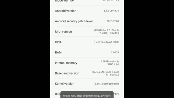 How to install Marshmallow on Xiaomi Redmi Note 3 | Pantomath