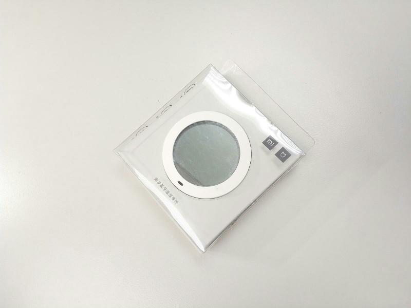 Xiaomi Mi Smart thermostat термостат гигротермограф монитор влажности в помещении White (белый)