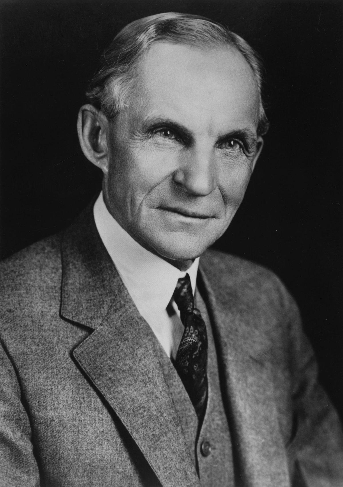 The Philosophy Of Epic Entrepreneurs Henry Ford