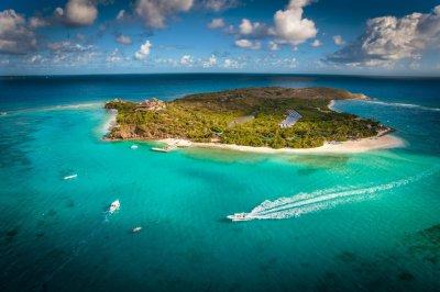 How I bought Necker Island | Virgin