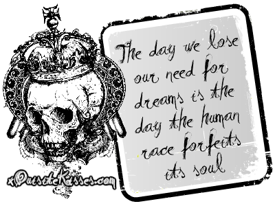Skull Quotes Graphics