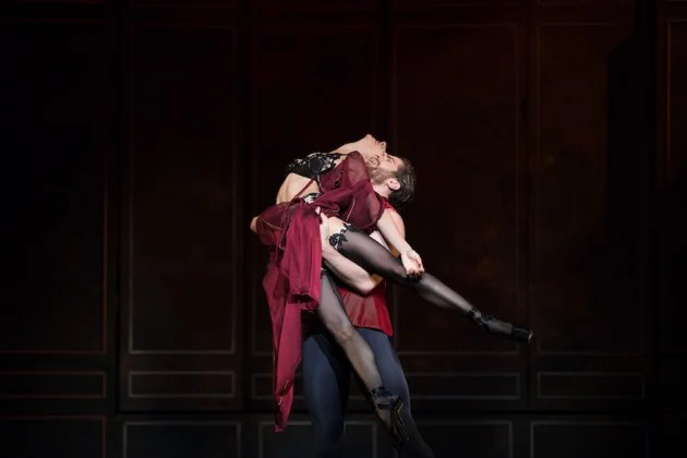 Image result for dangerous liaisons queensland ballet