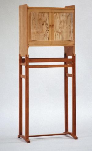 James Krenov Cabinet