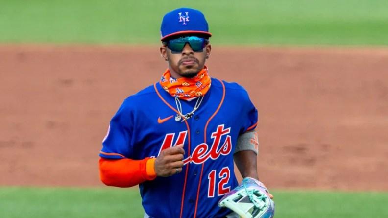 Mets' Francisco Lindor doesn't like 'Frankie' nickname?   Yardbarker