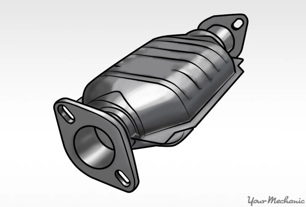 how to install a catalytic converter