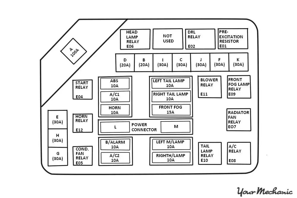 Wira Horn Wiring Diagram