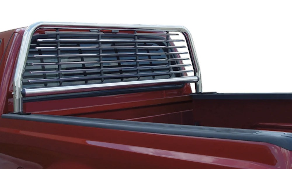 a headache rack for your pickup truck