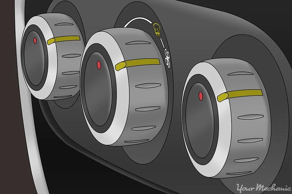 How To Replace Blower Motor Resistor Chevy Silverado