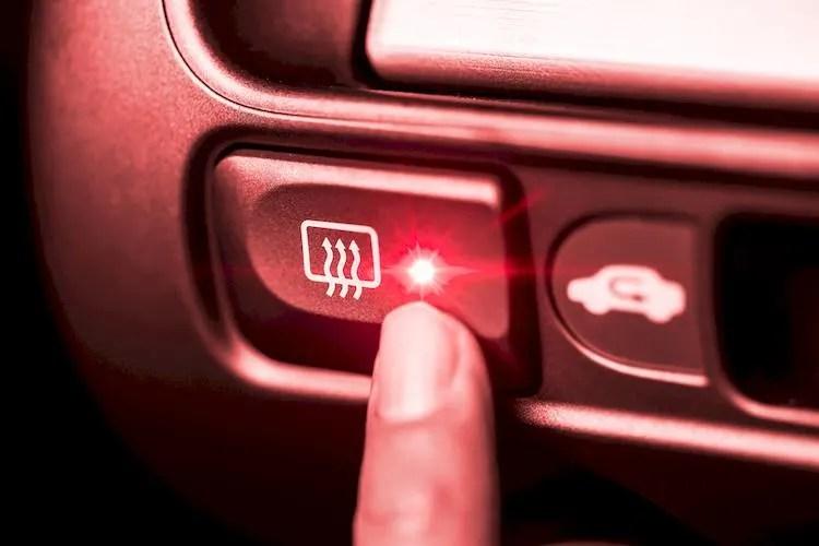 Bmw Wiring Diagram Symbols Symptoms Of A Bad Or Failing Rear Window Defogger Switch
