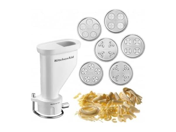 kitchen aid pasta design layout kitchenaid stand mixer press attachment yuppiechef videos