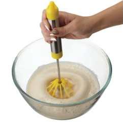 Kitchen Whisk Home Depot Sinks Undermount Craft Push Action Rotary Yuppiechef