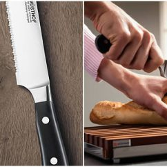 Affordable Kitchen Knives Outdoor Layout Buy Leading Online Yuppiechef 3 Bread Knife