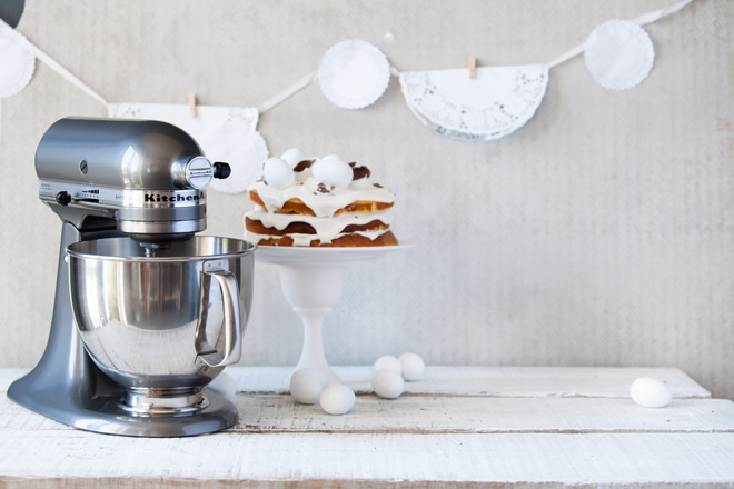 silver kitchen aid where to buy islands the art of baking competition winners kitchenaid grey