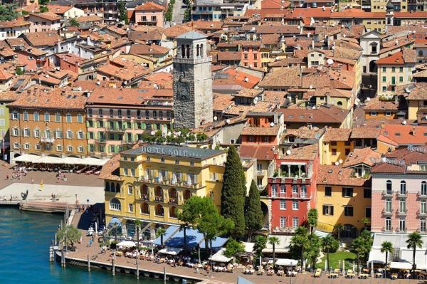 Hotels SOLE Riva del Garda Garda Lake