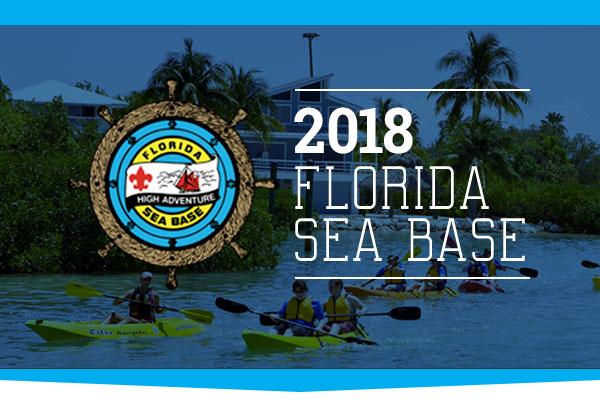 2018 FLORIDA SEA BASE