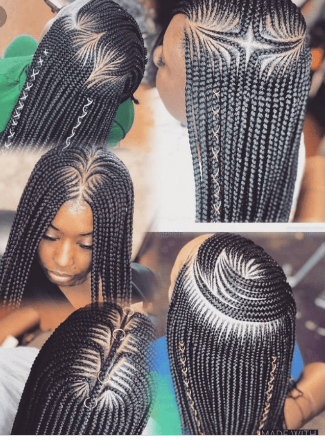 10 Nigeria Hair Styles That Are Trending Better Than Brazilian
