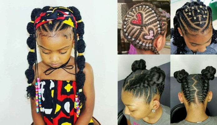 Creative Hairstyle Ideas For Cute Little Girls You Will Love