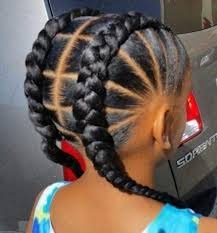 Thick Elegant Big Cornrows Hairstyles For Natural Hair Operanewsapp
