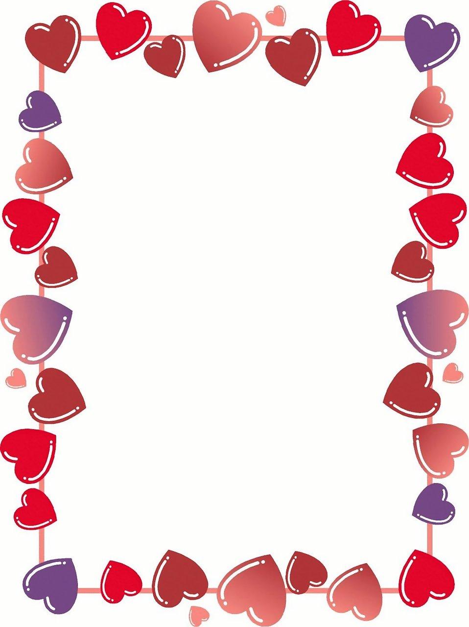 hearts free stock photo