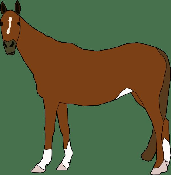 Horse Free Stock Illustration Of # 10827