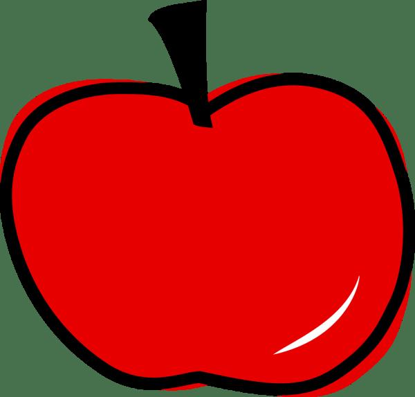 apple free stock illustration