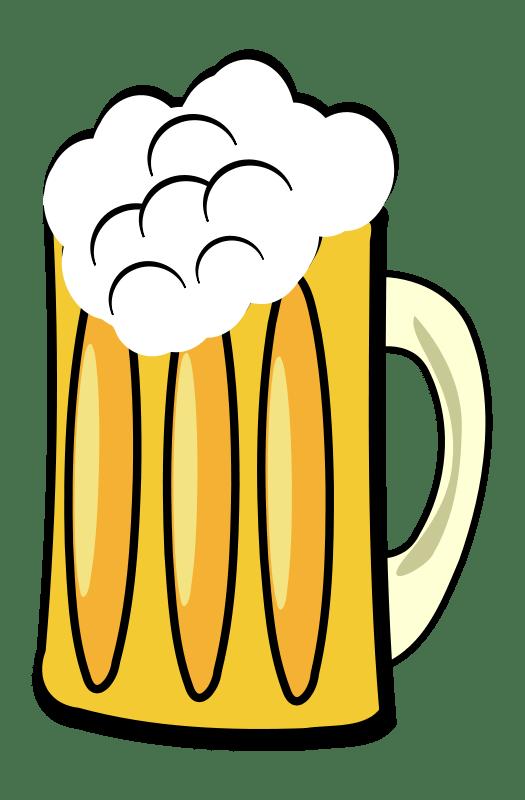 beer free stock illustration