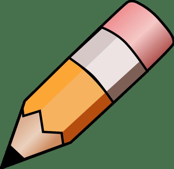 pencil free stock illustration