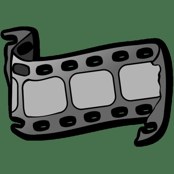 Filimstrip Free Stock Illustration Of