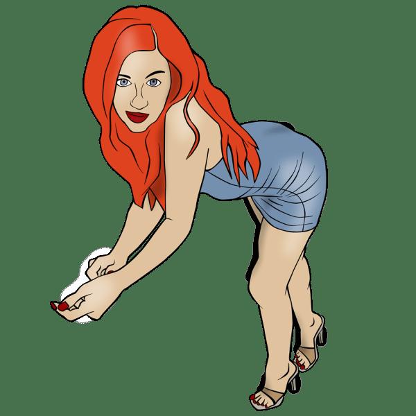 Woman Free Stock Illustration Of Beautiful