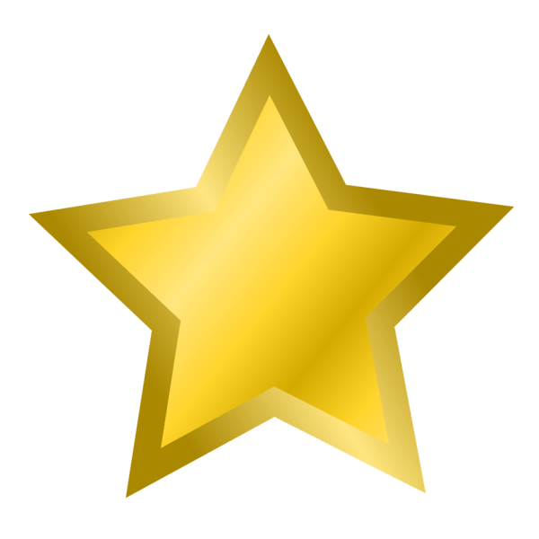 star free stock illustration
