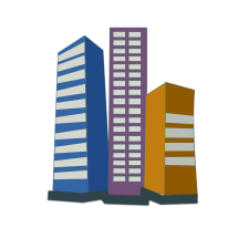 Buildings Free Stock Illustration Of Office