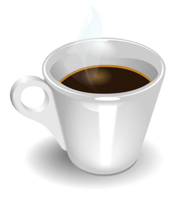coffee free stock illustration