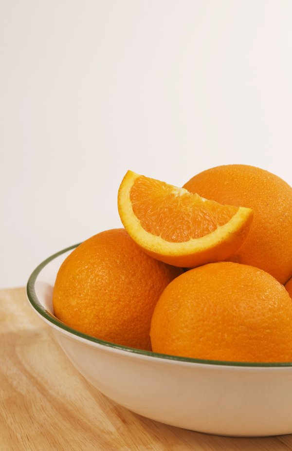 Oranges Free Stock Bowl Filled With
