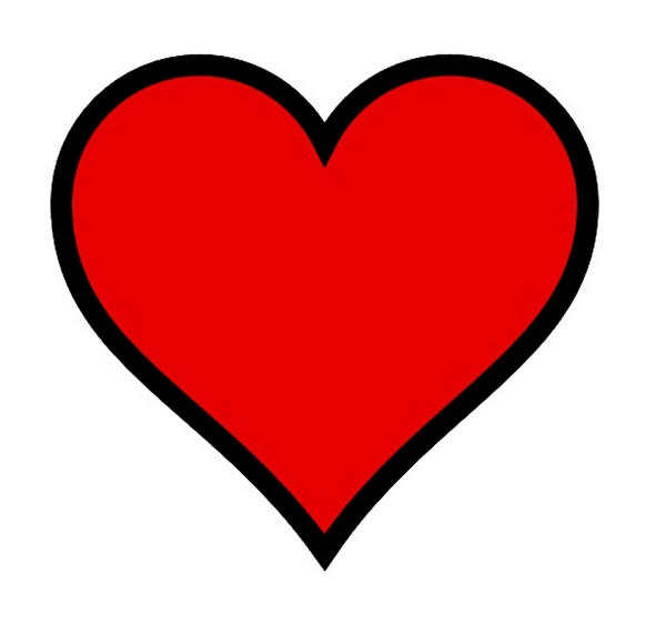 Heart Free Stock Illustration Of Red # 2259