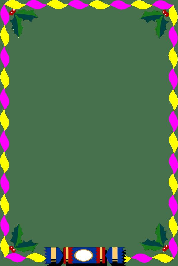 Border Free Stock Illustration Of Blank