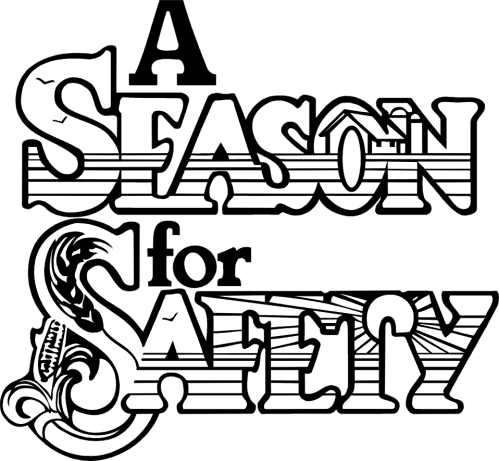 small resolution of illustration of holiday safety text free stock photo