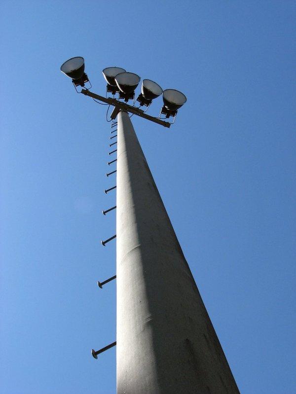 Lights Free Stock Spotlights Tall Pole # 4645