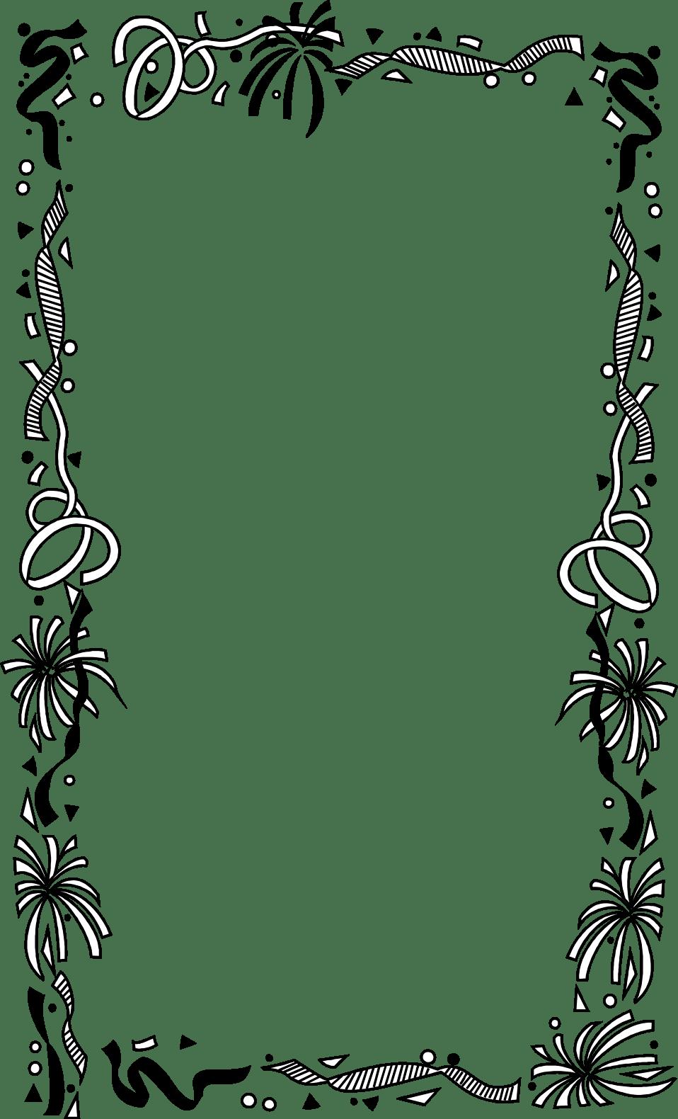 Confetti Free Stock Photo Illustration Of A Blank
