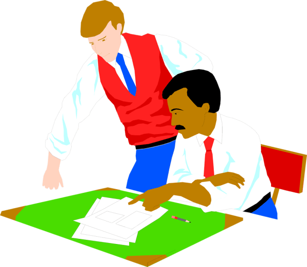 Business Free Stock Illustration Of Two Men